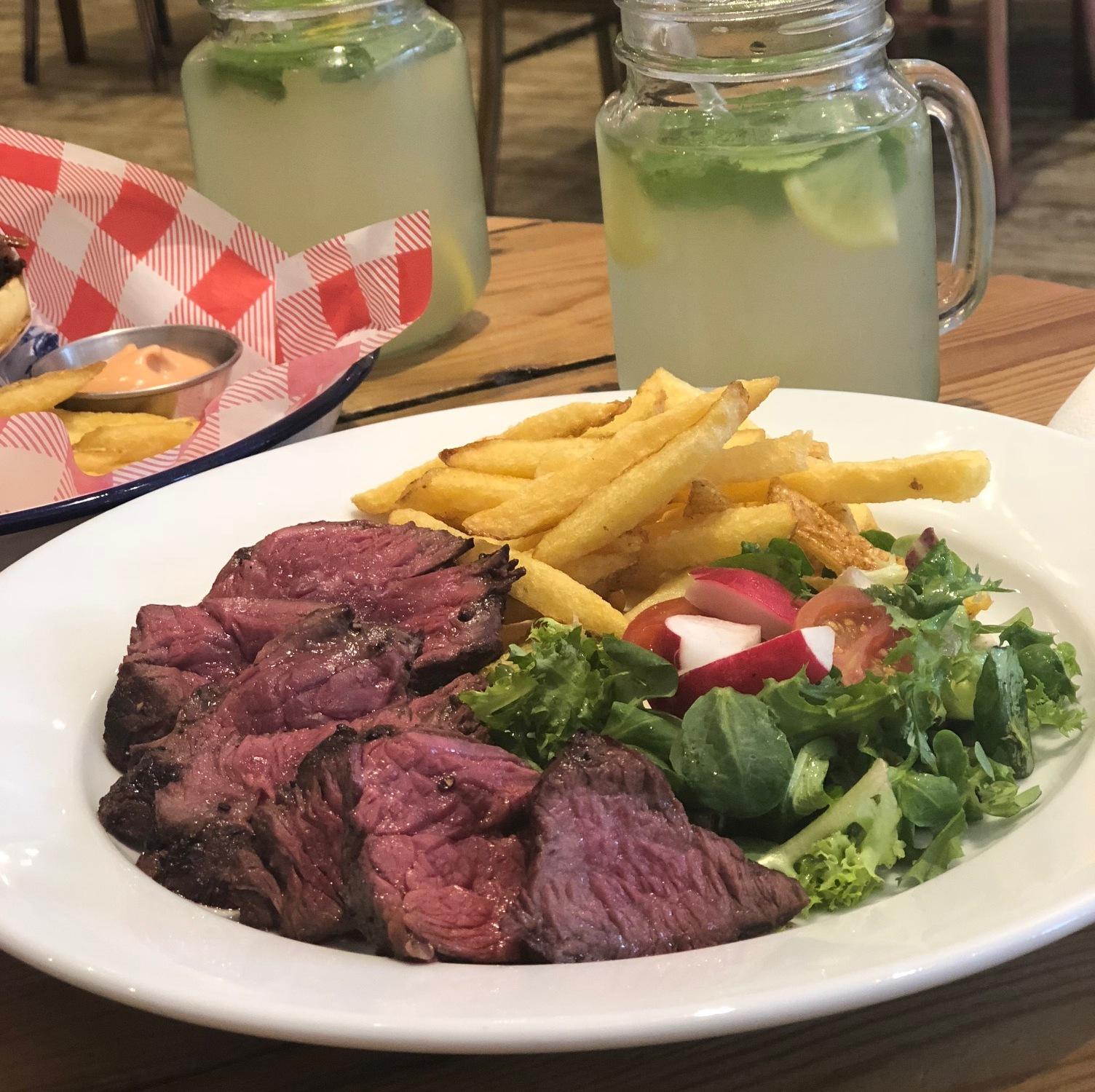 No Pork Halal Kitchen: Cristina's Casual Steakhouse
